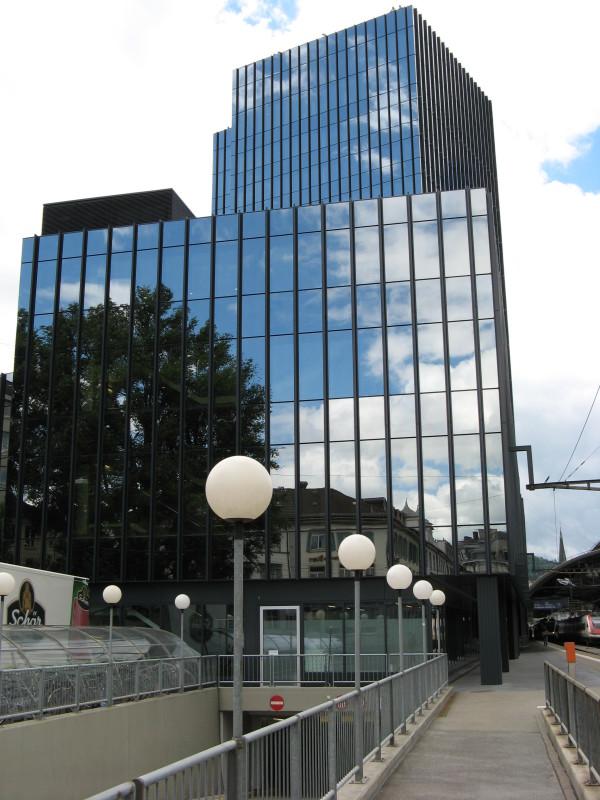 Rathaus St.Gallen