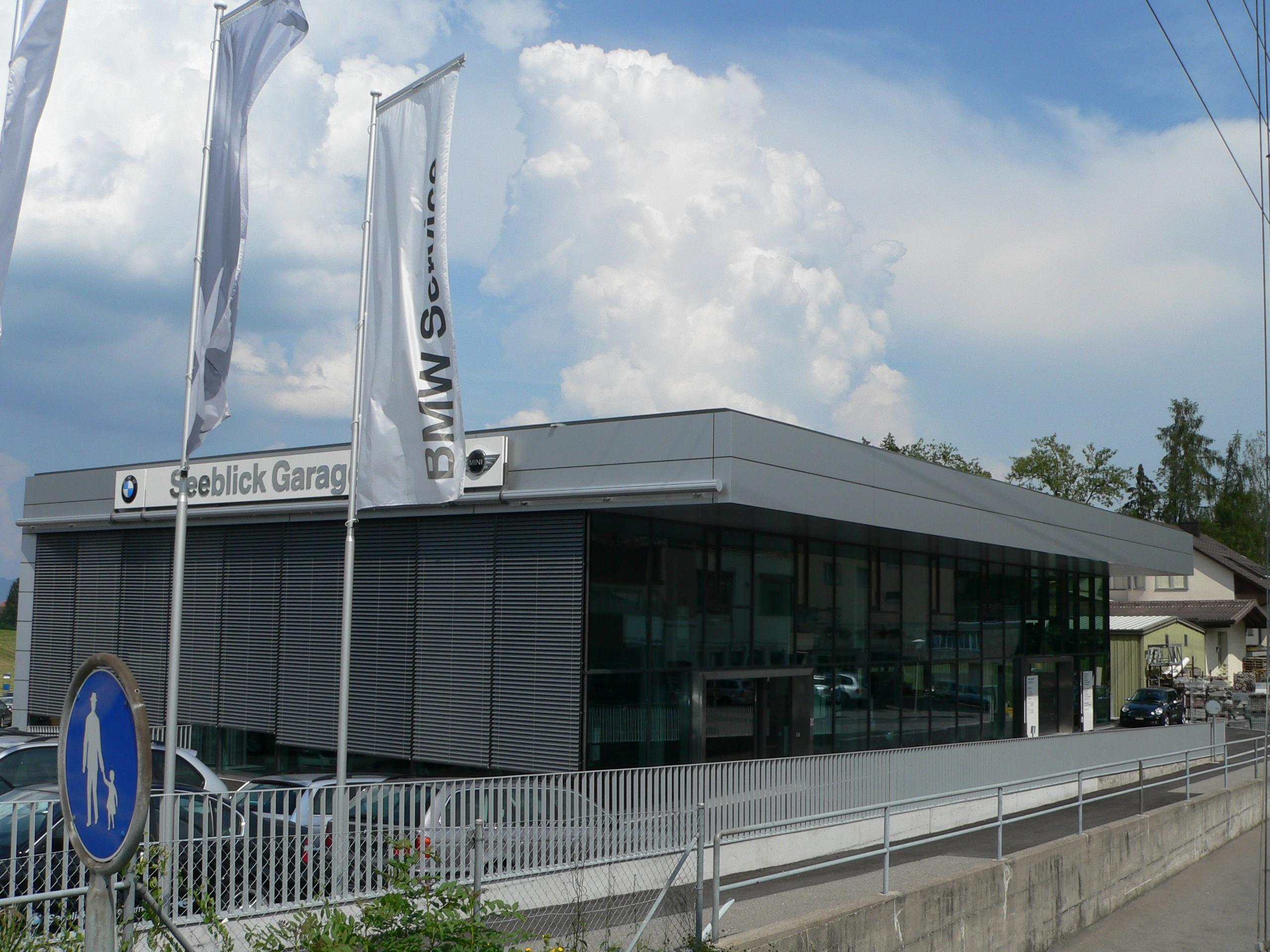 BMW-Garage Seeblick Samstagern ZH