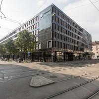 Bleicherweg Zürich