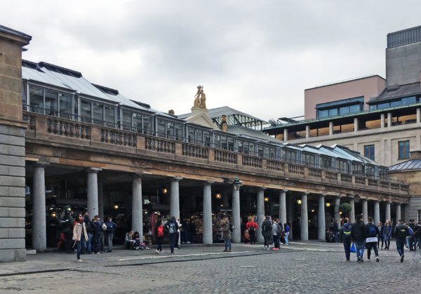Opera Terrace, Covent Garden, London