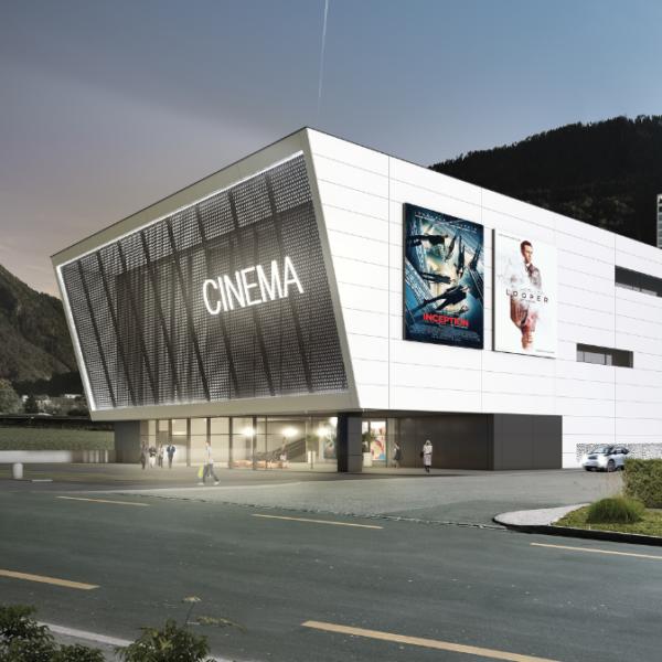 Kino City, Chur
